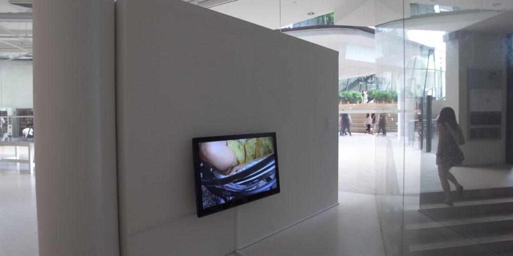 Intimate Strangers, installation 2