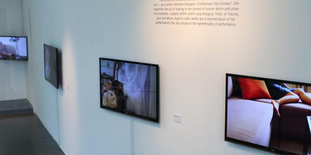 Intimate Strangers, installation 9